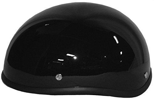 Voss Bullet Glossy Half Helmet - Large ()