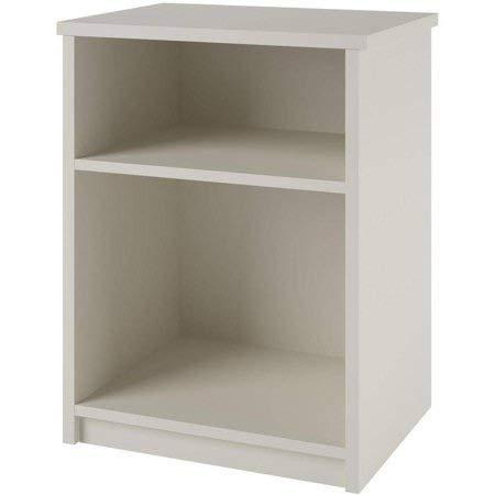 Ameriwood Home  Core Nightstand, White Dorel Home Furnishings 5497015COM
