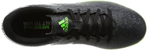 adidas Messi 16.4 Fxg J, Botas de Fútbol para Niños Gris (Griosc / Plamet / Versol)