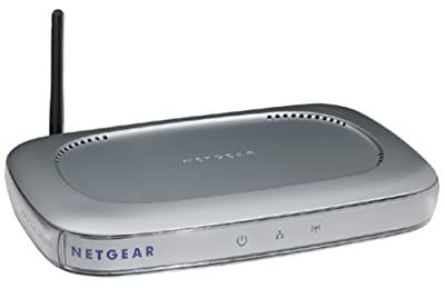 NETGEAR WG602 54 Mbps 802.11g Wireless Access Point