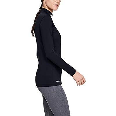 Amazon.com : Under Armour Women's ColdGear Authentic Mock : Clothing