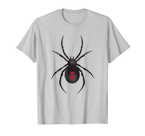 Black Widow Spider Shirt