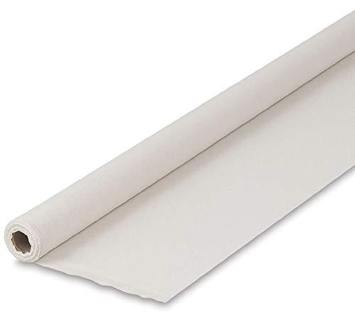 "Fredrix Unprimed 568 Cotton Roll: 6 yds. x 63"", 7"