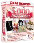 5,000 Invitations