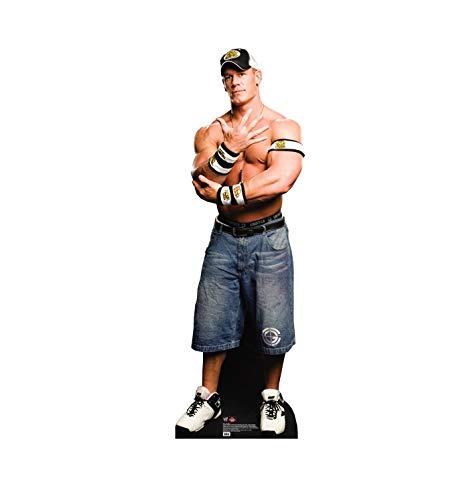 (Advanced Graphics John Cena Life Size Cardboard Cutout Standup -)