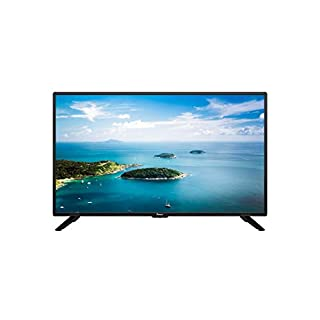 Impecca 39 Inch HD LED TV IMPTL3901H (2020 Model) Energy Star Slim Design 720p, Built-in Speakers with Multiple Imputes/Output Options and Remote