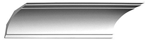 Designer Edge Millwork DEM-250 Plain Crown Moulding 4-3/8