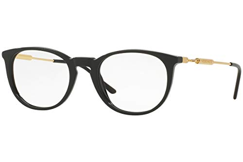 Versace VE3227 Eyeglasses 51-20-140 Black GB1 VE ()