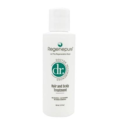 Lluvia ePure Dr Champú contra Pérdida de pelo fertiliza caída del cabello y cobertizos 118 ml