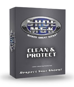 Shoe MGK Clean & Protect - Water & Stain Repellent Kit … by SHOE MGK (Image #3)