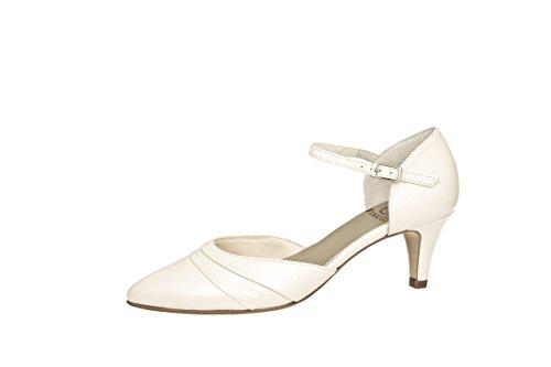 Vestir Mujer Fiarucci perla Zapatos de Para BUUnHEqS