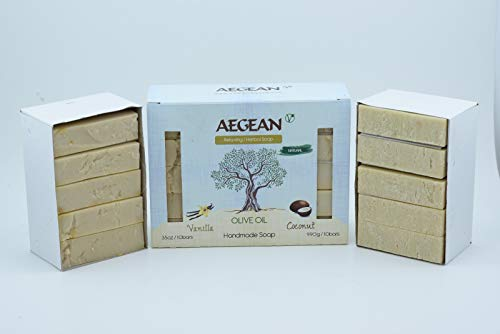 Handmade Olive Herbal Soap Bars product image