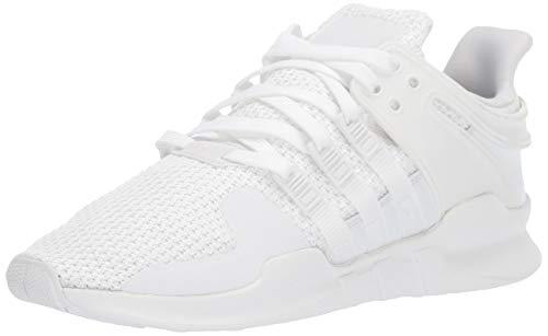 adidas Men's EQT Support Adv Running Shoe, White/White/White, 13 M US