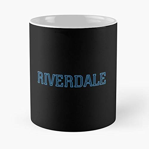 - Riverdale Archie Veronica Cole - Coffee Mug 11 Oz Funny Gift