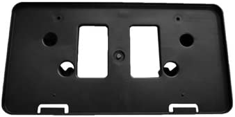 For 2015-2017 TOYOTA CAMRY SE  XSE FRONT BUMPER LICENSE PLATE TAG BRACKET 15-17