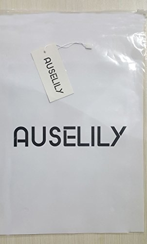 AUSELILY-Womens-Sleeveless-Pockets-Casual-Swing-T-Shirt-Dresses