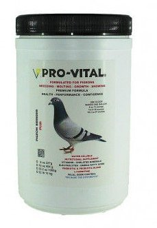 Pigeon Breeder Plus 8 oz for Racing Pigeons by ProVital by Provital