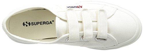 Superga 2750 Cot3velu - Zapatillas de casa Unisex adulto Weiß (white)