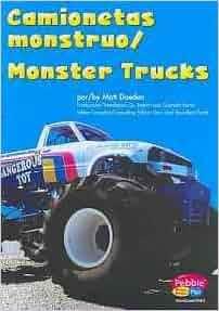 Amazon.com: Camionetas monstruo / Monster Trucks (Maquinas