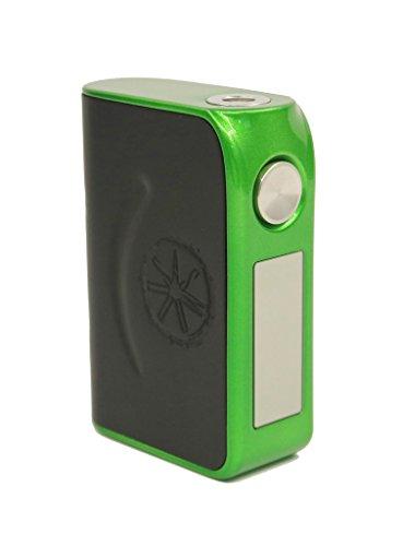 asMODus – Minikin Reborn 168W TC Box Mod, Farbe:schwarz-grün