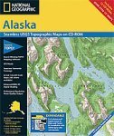 Search : National Geographic TOPO! Alaska Map CD-ROM (Windows)