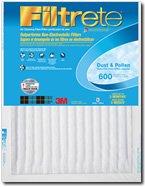"UPC 051111098677, 3M Dust & Pollen Reduction Filters 10"" x 20"" x 1"" (9867DC-6)"