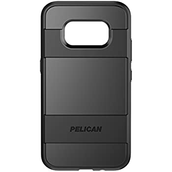 official photos be1b3 55a1c Amazon.com: Pelican Voyager Samsung Galaxy S8 Active Case (Clear ...