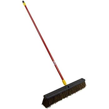 Quickie 24-Inch Bulldozer Push Broom