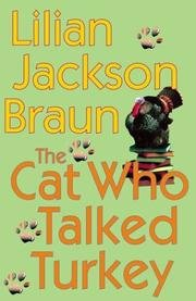 book cover of The Cat Who Talked Turkey