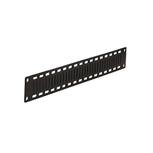 [해외]1U 플랫 케이블 레이싱 패널 - 10 팩/1U Flat Cable Lacing Panel - 10 pack