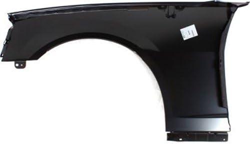 Crash Parts Plus Front Passenger Side Primed Fender Replacement for 2010-2015 Chevrolet Camaro