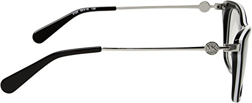 Michael Kors Women's MK 8022 3129 Black Eyeglasses