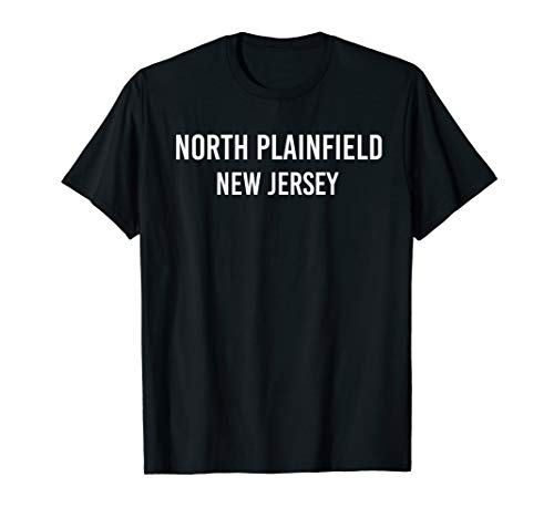 NORTH PLAINFIELD NEW JERSEY NJ USA Patriotic Vintage Sports -