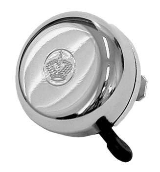 Reich Sicherheitsglocke Durchmesser 55 mm verchromt