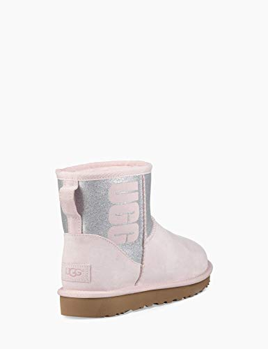 Mini Mod1098452w Ugg Classic Pink Tronchetto Sparkle Donna natural 7b6Ygyvf