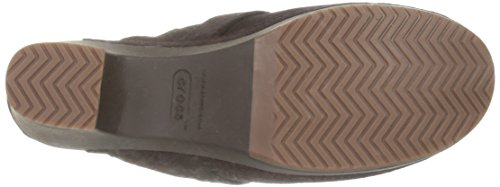 Pictures of Crocs Women's Sarah Suede Clog Mule 6.5 M US 7