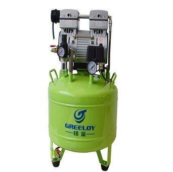 greeloy® brand nuevo Super Silent greeloy Dental compresor de aire ga-81 con secador