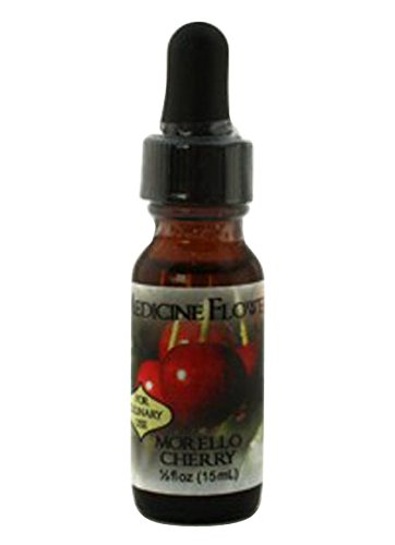 Flavor Extract Natural Cherry Morello Culinary Use By Medicine Flower