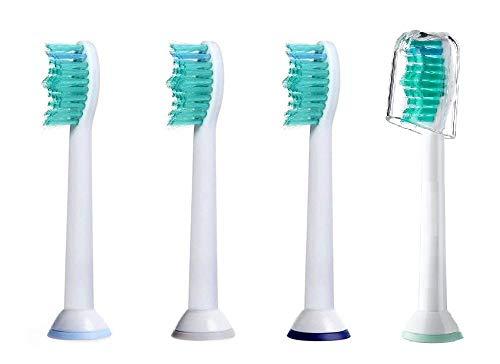 Cabezales para cepillo de dientes eléctrico Philips Sonicare HX6013 y HX6014: Amazon.es: Salud y cuidado personal