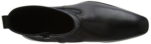 Hombre Karl Boot Lagerfeld schwarz Botines Schwarz T70PB7wx