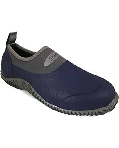 Smoky Mountain Men's Amphibian Casual Shoes Navy 11 D