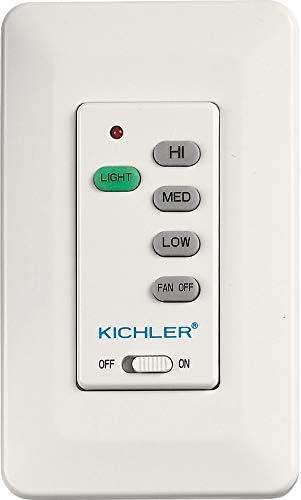 Multiple Kichler 371065MULTR Wall Control Transmitter