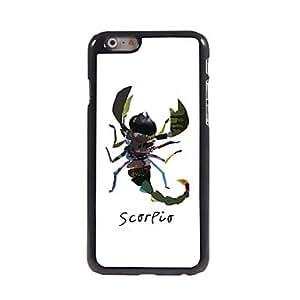 SOL The Scorpio Zodiac Design Aluminum Hard Case for iPhone 6 Plus