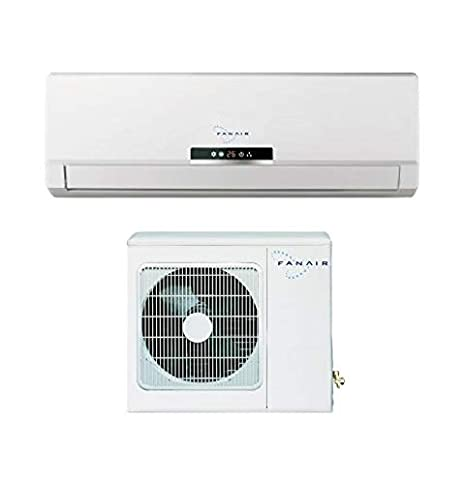 Climatizador Mono Split 24000 BTU/h Inverter Aire Acondicionado fanair-fantini Cosmi: Amazon.es: Hogar