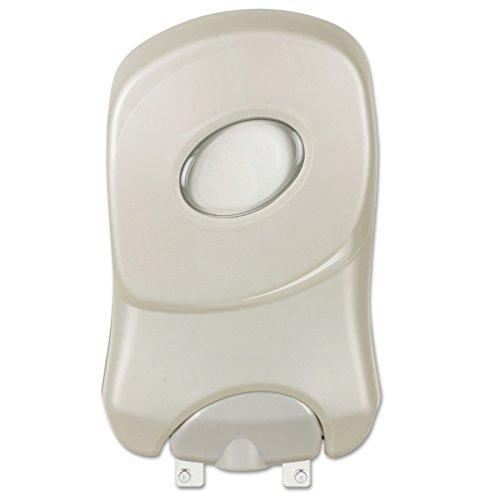 Ml Duo (Dial Professional 04953 Duo Manual Soap Dispenser, 7 1/4 x 3 7/8 x 11 3/4, 1250 mL, Pearl)