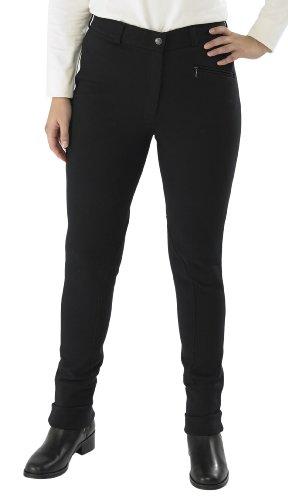 Toggi Fenton Jodhpur - Pantalones de hípica negro