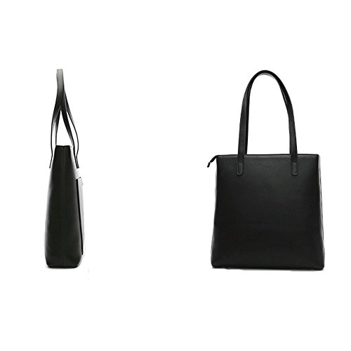 Bag Bag Shoulder Bag Black Large Women Single Casual Bag Female Bag Capacity Big Big wqUIFF