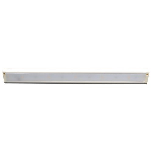 "LED Under Cabinet Light 3000K 18"" LED White Hardwire Or Plug"