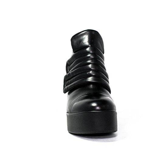 con Zapato Albano cuña interna negro 1465 Vitt zep60 gdSdnx4