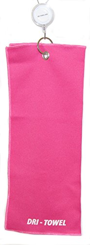Dri-Towel Motion Towel  Antimicrobial, Hypoallergenic and Eco Friendly - PINK